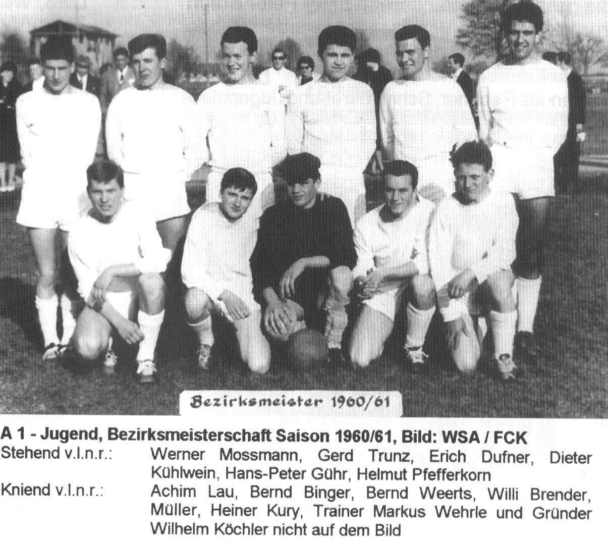 A1 Meister 1961